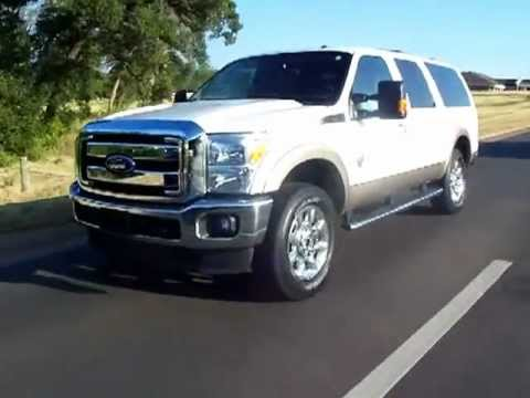 Twin 2011 Ford Excursions built by CUSTOMAUTOSBYTIM.COM ...