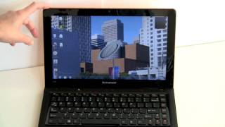 Lenovo IdeaPad U260 Review