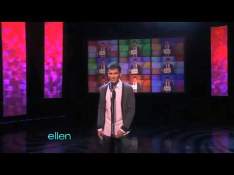 Mike Tompkins on The Ellen Degeneres Show - Beatbox / A Capella Music Videos