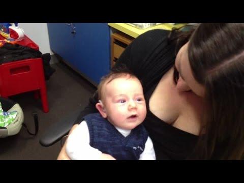Глухие Дети Слышат Впервые Голос Мамы! Лучшая Подборка с Детьми!