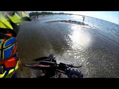 Мотоцикл irbis ttr 125 тест драйв зима