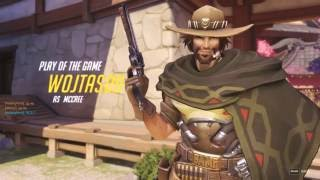 """OverWatch: Play Of The Game """"McCree"""" (Parody)"""