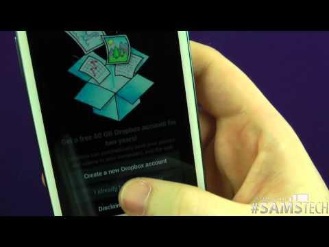 Samsung Galaxy S3 - Setup Walkthrough