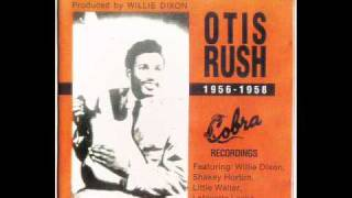 Otis Rush Double Trouble Original Version