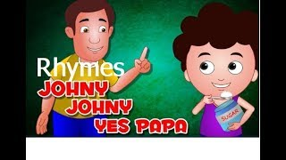Johny Johny Yes Papa Nursery Rhymes, 3D Rhymes & Songs for Children, Ess Kids TV