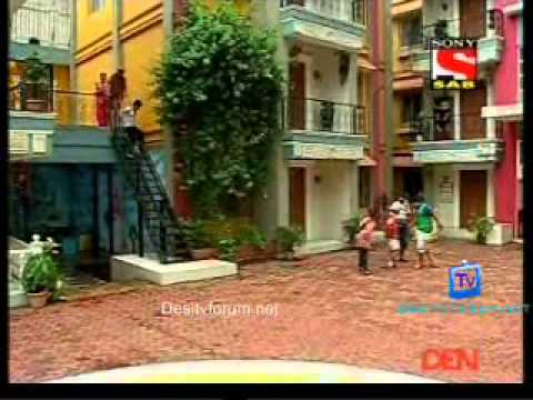 Taarak Mehta Ka Ooltah Chashmah 29th August 2012 pt1