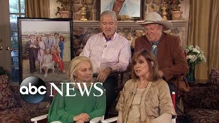 Original Cast Members Of Beloved 39 Dallas 39 Tv Show Reunite