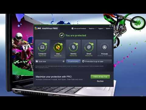 AVG Antivirus Free 2015  Build 5577a8546