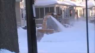 2015 Rochester NY Snow Removal