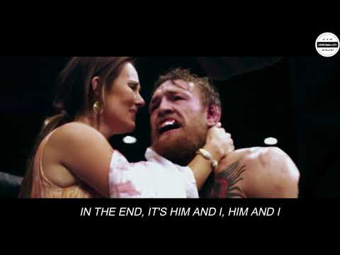 The Notorious Conor McGregor and Dee Devlin- Him & I- G Eazy ft Halsey (VIDEO+LYRICS)