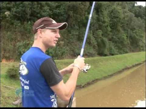 Pesca Das Carpas Cabeçudas Com Os Biguás - Parte - 1