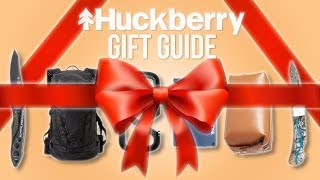 EDC Holiday Gift Guide 2018 - Huckberry Exclusives!