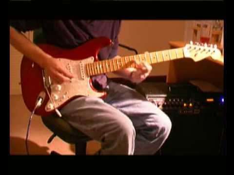 Comfortably Numb Guitar Solos