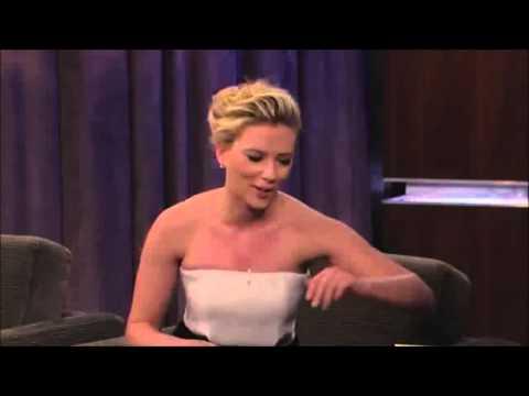 Scarlett Johansson fala no Oscar IBAP 2013