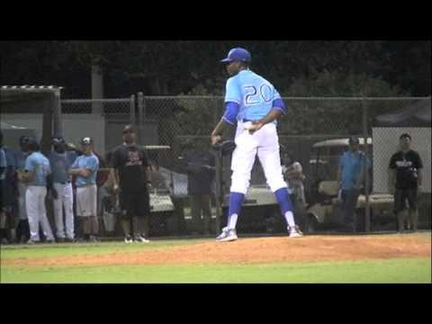 Touki Toussaint 2014 MLB DRAFT Coral Springs Academy