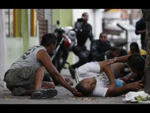 Rio de Janeiro - Vídeo e fotos da cena de Guerra - Civil War in Rio