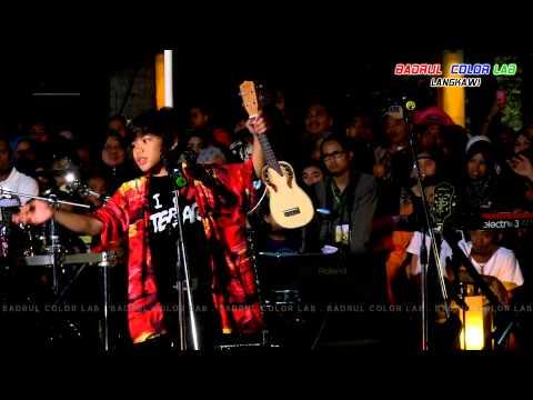 TEGAR - RINDU IBU (FESTIVAL BUSKERS LANGKAWI) FULL HD