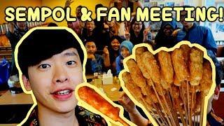 Download Lagu COWOK KOREA PERTAMA KALI MAKAN SEMPOL AYAM DI MALANG !! Feat. FAN MEETING Gratis STAFABAND