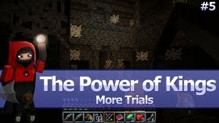 Minecraft: Power of Kings: More Trials (Ep.05)