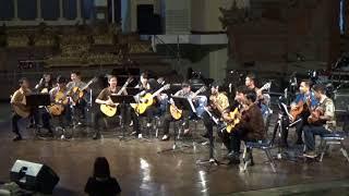 Download Lagu Guitar ensemble - Medley lagu nusantara  (INILAH Ansambel Gitar angkatan 2014) Gratis STAFABAND