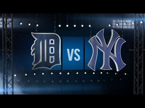 6/11/16: Kinsler's five RBIs propel Tigers to victory