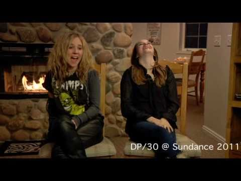 DP/30 @ Sundance: Little Birds, actors Juno Temple and Kay Panabaker