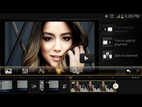 como crear o editar vídeos desde tu android con una sola aplicacion