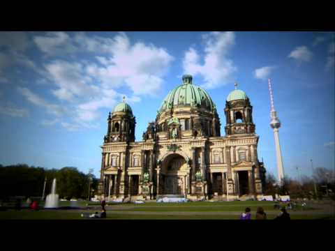 Berlin in HD - Re-colored using Apple's Color Software