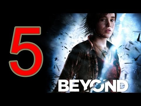 Beyond Two Souls Walkthrough part 5 No Commentary Gameplay Let's play