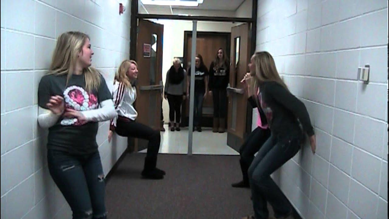 music video brandon valley high school wrecking ball