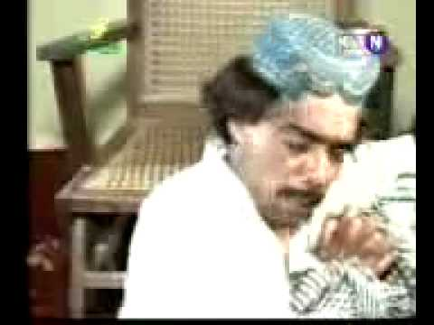 Funny Cilp Sindhi Tele Film Zakhmi Sher.flv video
