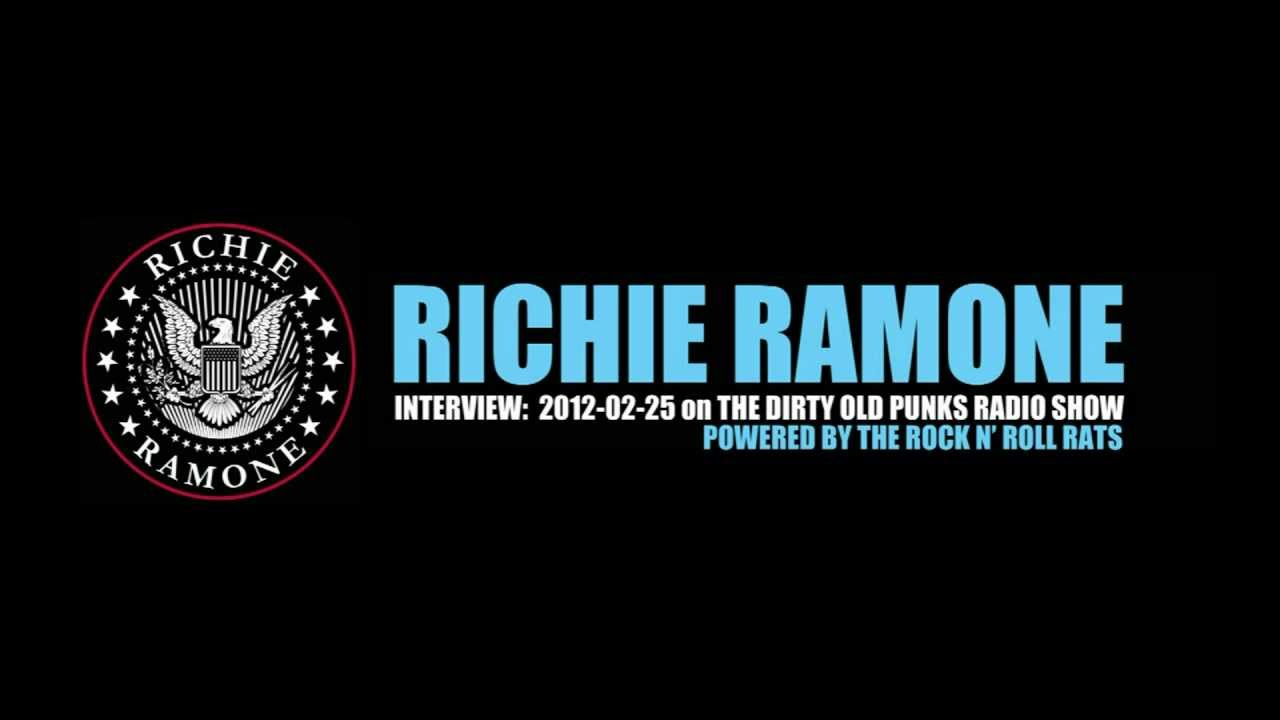 Richie Ramone Ramones Richie Ramone 2012-02-25