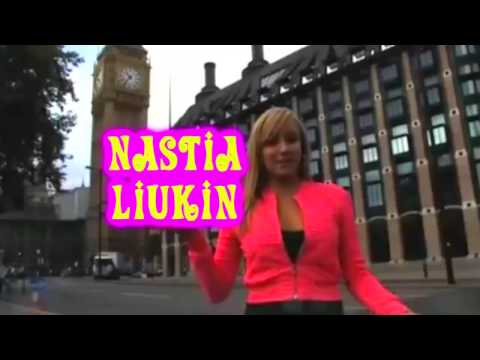Nastia Liukin - LIUKIN &#039;ROUND LONDON (Austin Powers style)