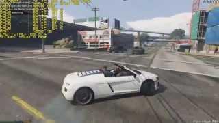 Grand Theft Auto 5 PC【1920x1080】i7 4770K GTX 780Ti【60 Fps】