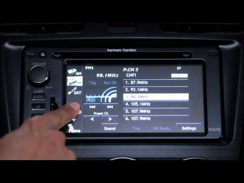 Subaru How-To Guide for the Audio & Entertainment features of the Multimedia System