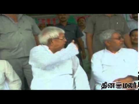 Lalu Prasad Yadav-Nitish Kumar experiment succeeds; RJD-JD(U) alliance wins 6 seats