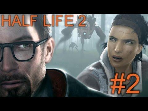 Прохождение Half-Life 2 с Карном. Часть 2