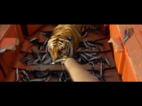 Life of Pi Feature - Suraj Sharma / Irrfan Khan / Ang Lee