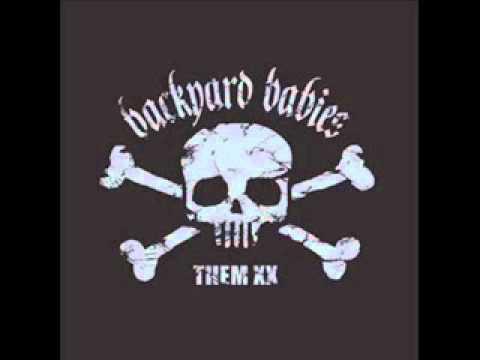 Backyard Babies - Ex-files