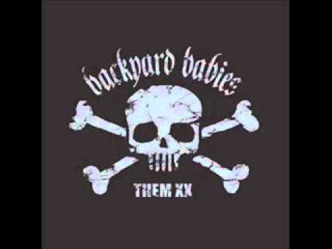 Backyard Babies - Ex Files