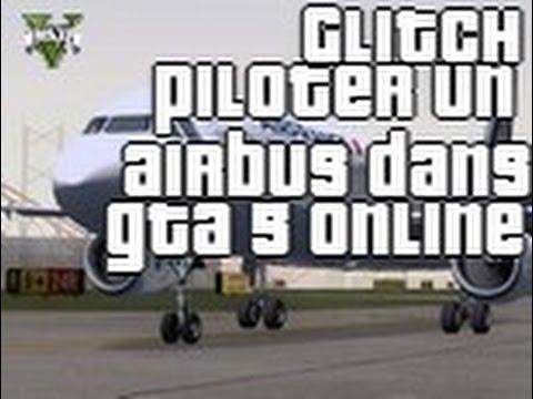 Avoir et piloter un Airbus en Online 1.09