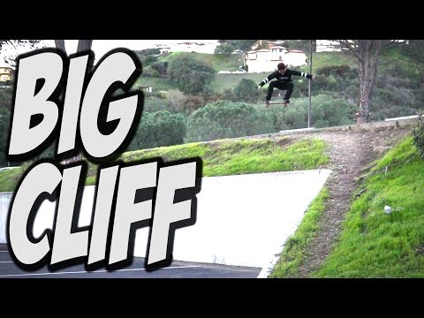 PETER VILLALBA V.s. THE BIG CLIFF - A DAY WITH NKA -