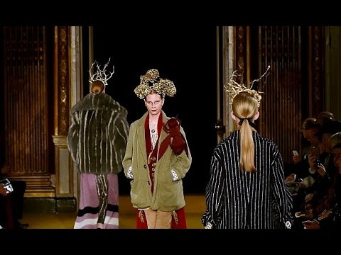 Undercover Fall Winter 2016 2017 Full Fashion Show Exclusive