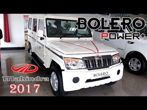 Mahindra Bolero zlx 2017 Model