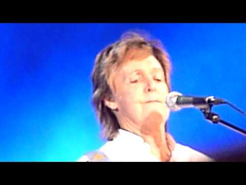 Paul McCartney We Can Work It Out Live Lollapalooza Chicago IL Grant Park July 31 2015