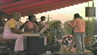 Hector Lavoe Concierto en Orchard Beach Video Por Jose Rivera 1987 # 1