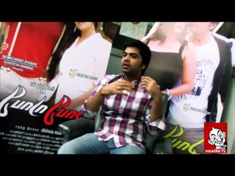 I Love And Admire Ajith - Simbu Interview video