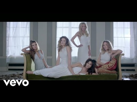 Girls Aloud - Beautiful 'Cause You Love Me klip izle