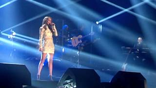 Celine Dion - All By Myself - Paris Bercy - 01/12/2013
