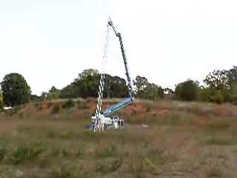 To Build a Tower: Part 1a - Temporary Backhaul Tower